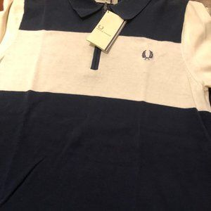 BNWT Fred Perry Shirt